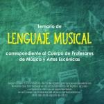 Ya disponible: Temario Lenguaje Musical